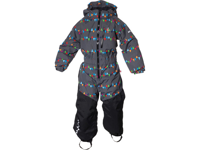 Isbjörn Kids Penguin Snowsuit PeaksGrey